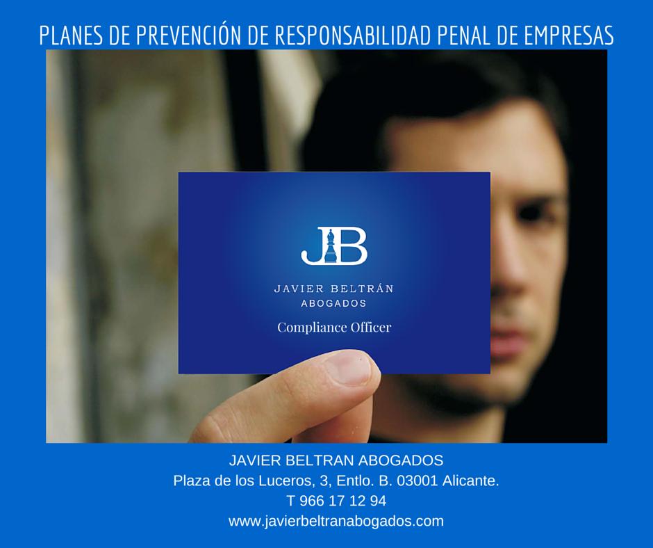 prevencion penal empresas