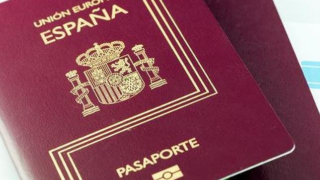 Viaje de estudios y pasaporte.
