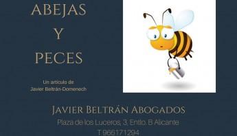 abejas y peces
