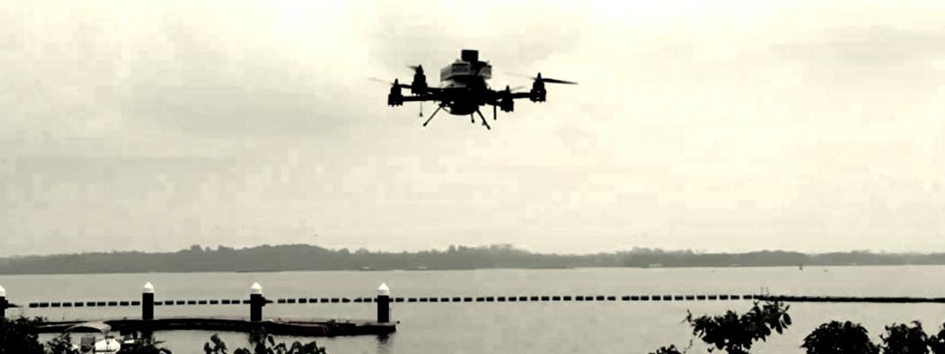 Bases legales para el uso de drones