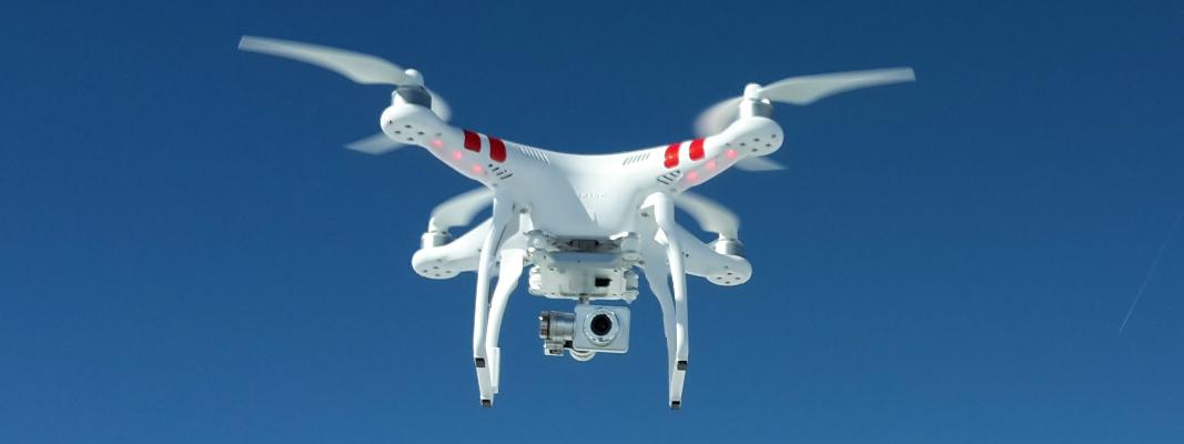 En ocasiones veo drones