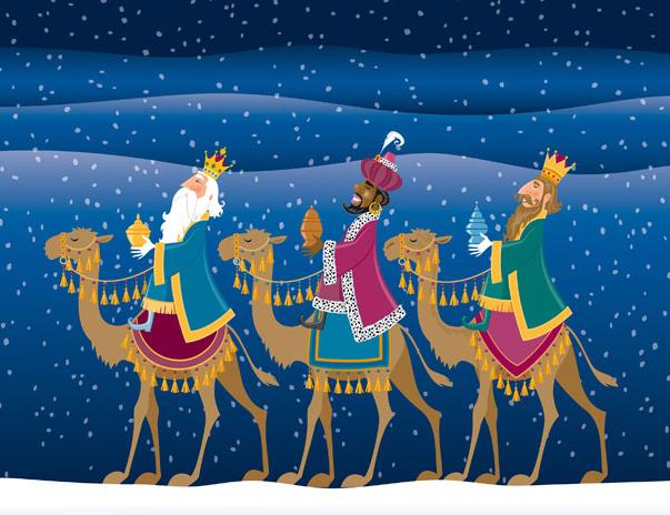 Visitas, custodia y Navidad