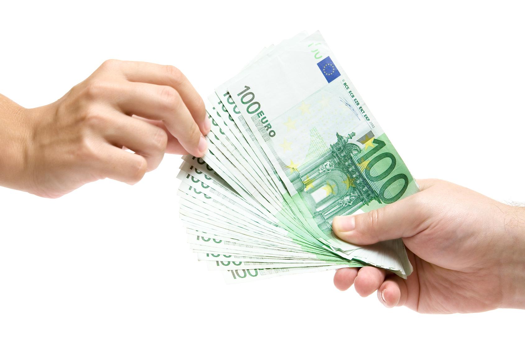 Familia, dinero y préstamos
