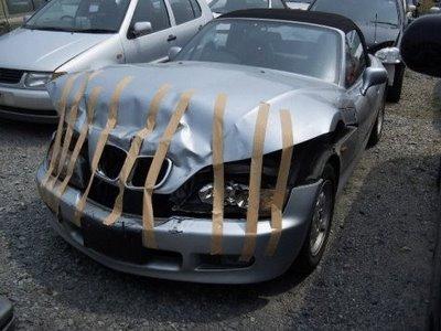 bmw coche segunda mano roto