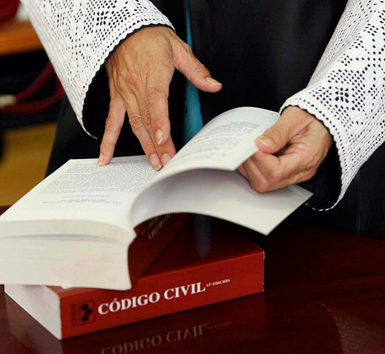 fiscal consultando el codigo civil