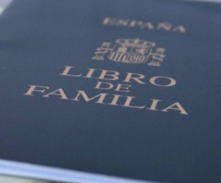 El libro de familia